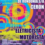 Apostila Concurso Eletricista Motorista - CERON-RO 2014