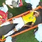 Copa do Mundo - CBF VAI RECORRER DA DECISÃO DE NÃO PUNIR COLOMBIANO: 'A FIFA LIBEROU JOELHADA NAS COSTAS'