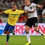 Copa do Mundo - Jogos das Semifinais de Brasil X Alemanha e Argentina X Holanda Repetem Jogos das Finais de 2002 e 1978 na Copa do Mundo