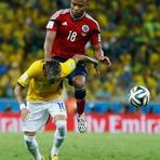 Copa do Mundo - Fifa decide não punir Zuñiga por joelhada que tirou Neymar da Copa