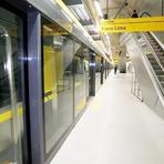 Metrô de SP é eleito um dos 10 melhores do mundo
