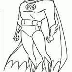 Pintura - Confira dicas de desenhos do Batman para colorir