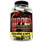 Ripped Extreme Yellow Caps - 120 Cápsulas - Atlhetica Evolution