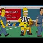 Copa do Mundo - 'OS SIMPSONS' PREVÊEM A SAIDA DE NEYMAR E A ALEMANHA DERROTANDO BRASIL E GANHANDO A COPA