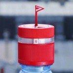 "Produtos - Conheça a ""Refresh Cap"", a garrafa que te lembra de beber água."