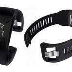 Outros - Pulseira inteligente Adidas miCoach Fit Smart mede frequencia cardíaca, gasto de calorias e distância