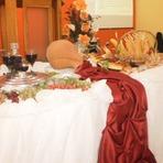 Outros - Decoração mesa de Santa Ceia