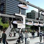 Automóveis - Começam testes com carros voadores
