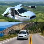 Automóveis - Vendas do primeiro carro voador começam em 2015