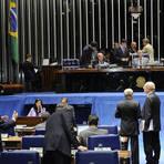 Política - Senadores criam sistema de reembolso para assessores